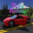 Happy Birthday Celebration.