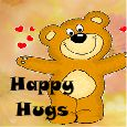 Happy Hugs Just For You!