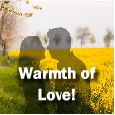 Feel The Warmth Of Love!