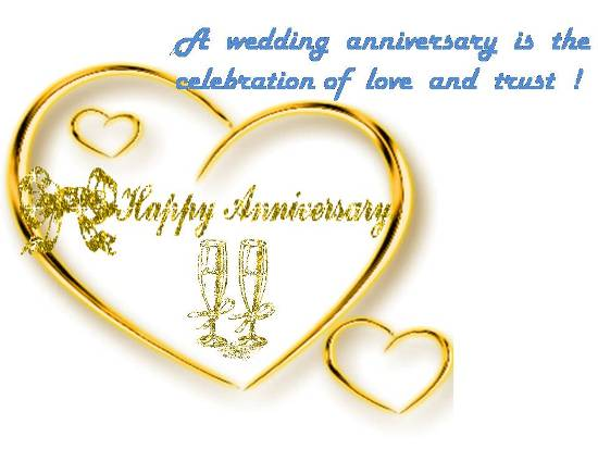 Wedding Anniversary Wishes.