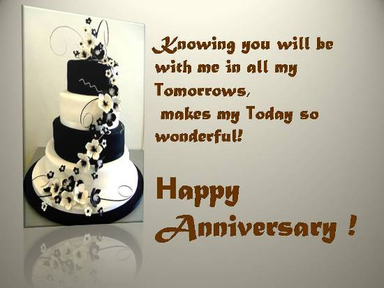 Anniversary Wishes For Your Beloved.