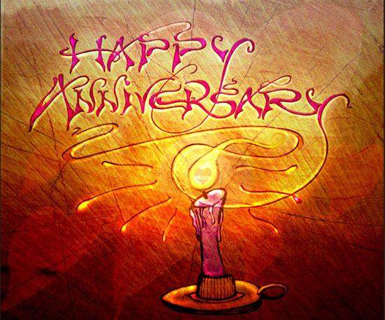 happy anniversary rock