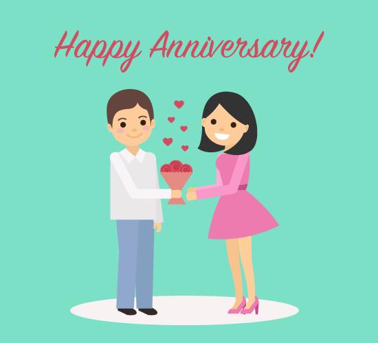 Anniversary Love!