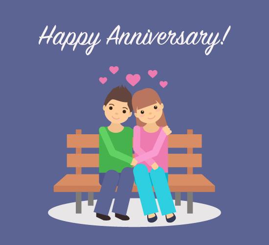 Anniversary Moment!