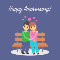 Home : Anniversary : Happy Anniversary - Anniversary Moment Greeting Cards!
