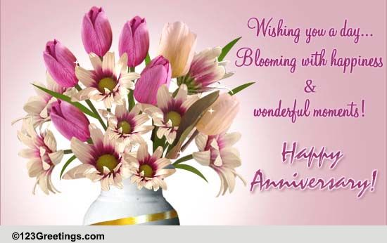 Wedding Gifts For Jiju : Wonderful Moments! Free Anniversary Etc eCards, Greeting Cards 123 ...