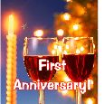 Happy And Grand First Anniversary!