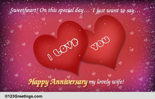 Happy anniversary husband free for him ecards greeting cards