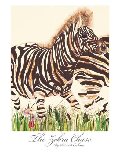 The Zebra Chase.