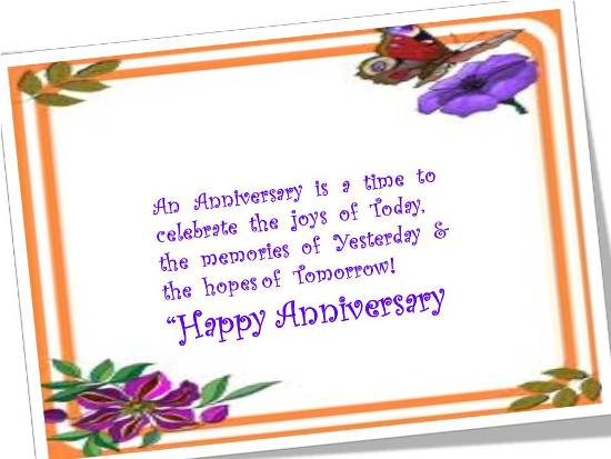 Anniversary Wishes For Your Beloved Free To A Couple