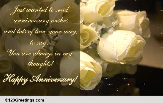 Anniversary cards free anniversary wishes greeting cards