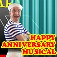 Happy Anniversary Musical.