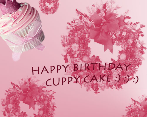 Birthday Cupcakes Free Cakes Amp Balloons Ecards Greeting