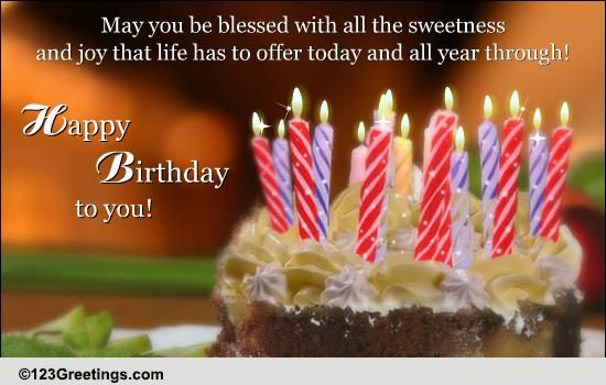 send blessings on birthday birthday blessings ecards