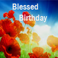 Home : Birthday : Birthday Blessings - May The Love Of Jesus Wrap Around You!