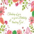 Home : Birthday : Birthday Blessings - Religious Birthday Wishes To Celebrate.