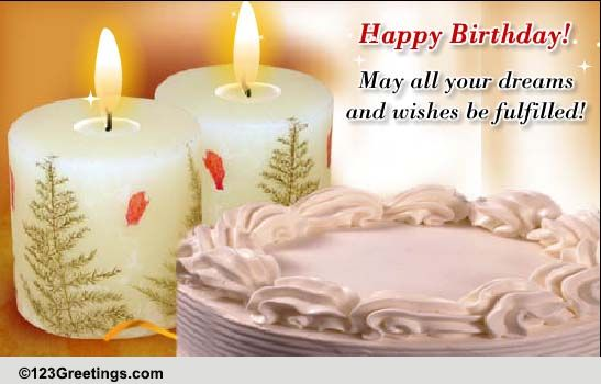 Warm Birthday Wishes For Brother Free For Brother Sister eCards