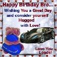 Birthday Hugs For You!