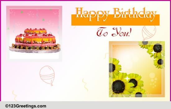 Birthday Wishes For An Aunt Free Extended Family ECards Greeting Cards