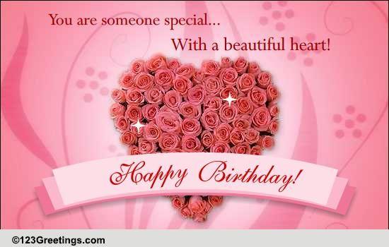 Birthday Flowers Cards Free Birthday Flowers eCards Greeting – Birthday Cards with Flowers