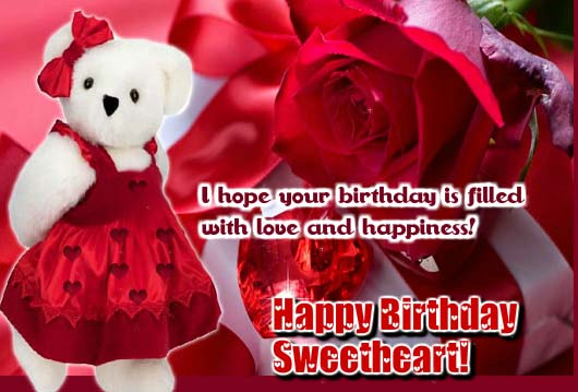 a cute teddy for you on your b u2019day    free birthday for