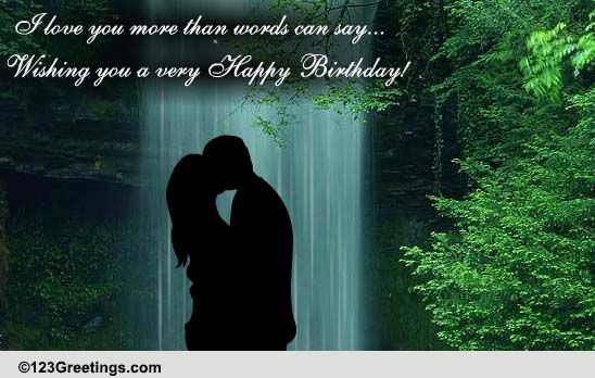 Birthday Wishes Romantic Him ~ Birthday for him cards free birthday for him wishes greeting
