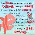 O-Fish-Al Birthday Wishes!!