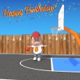 Happy Birthday Basketball.