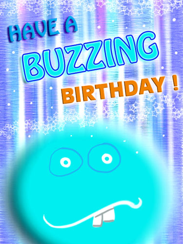 Have A Buzzing Birthday!