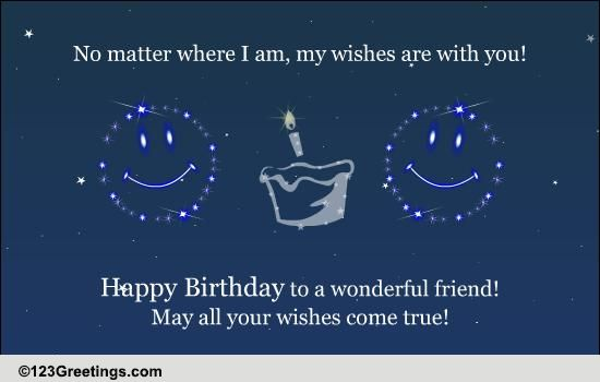 Best Quotes For A Friend On Her Birthday : Birthday for your friends cards free