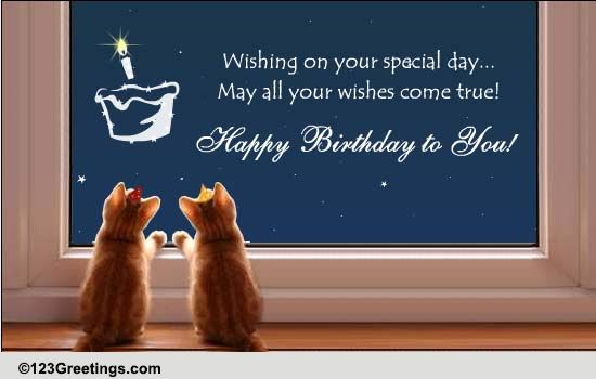 Special Friend S Birthday Free For Best Friends Ecards