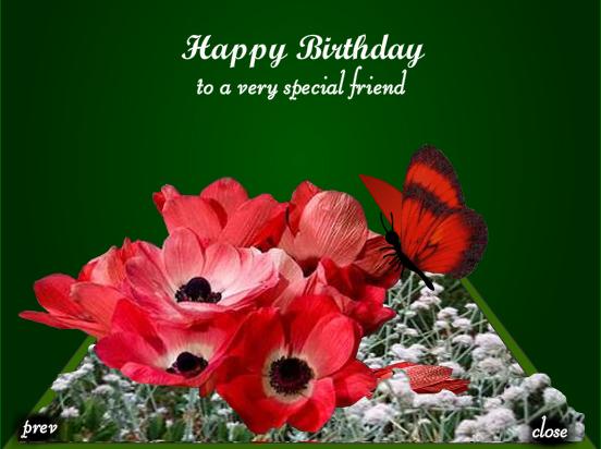 Free Birthday Cards For Facebook Friends gangcraftnet – Online Birthday Greetings Free