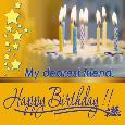 Happy Birthday! Friend...