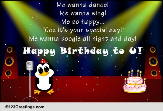 Funny Birthday Song Free Funny Birthday Wishes Ecards Greeting