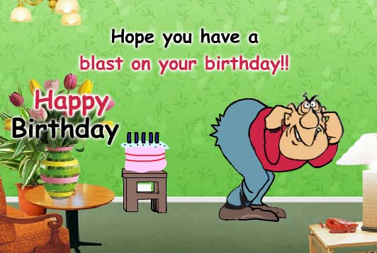 Funny B Day Free Funny Birthday Wishes Ecards Greeting