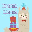 Drama Llama Birthday!
