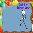 Birthday Dance Ecard!