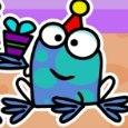 Hoppy Happy Birthday E-card!