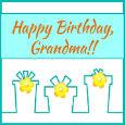 Extra-special Grandma.