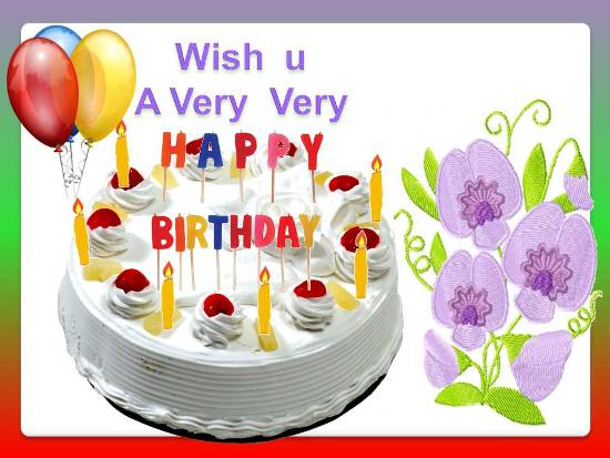Beautiful Birthday Greetings Free Happy Birthday eCards Greeting – 123 Greetings Birthday Cards