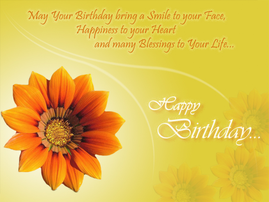 A Lovely Birthday Card For Loved Ones Free Happy Birthday eCards – 123 Greetings Birthday Cards