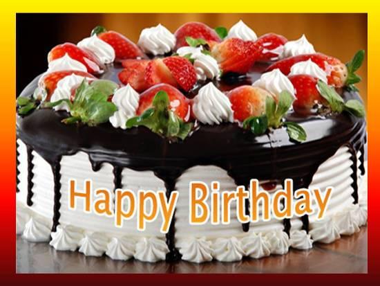 A Sugary Sweet Birthday Wish.