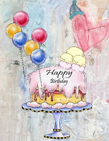 Cut Your Birthday Cake!