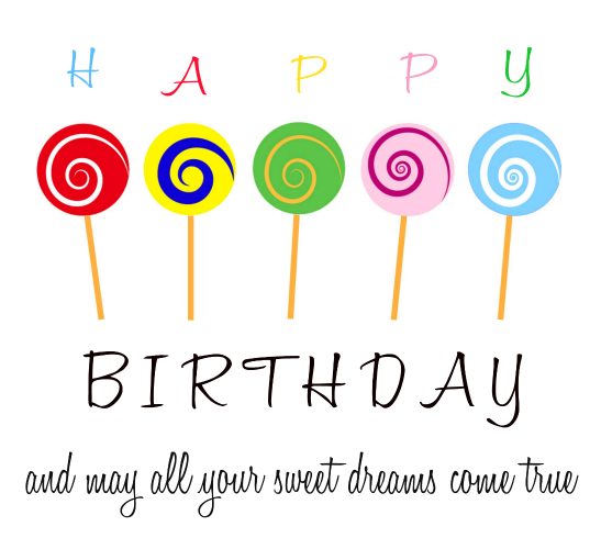 Sweet Birthday Wishes Free Happy Birthday Ecards Greeting Cards Happy Birthday Wishes To Sweet