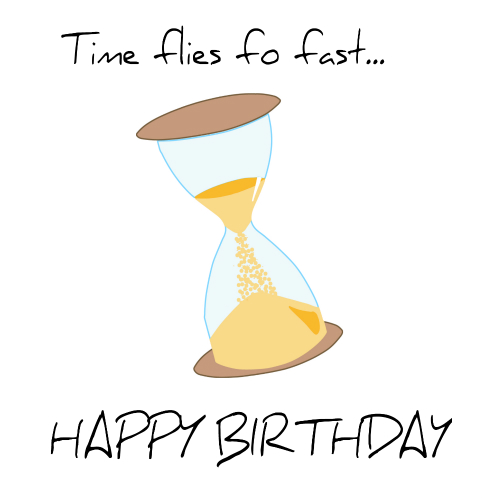 Time Flies When You Re Having Fun Quote: Time Flies... Free Happy Birthday ECards, Greeting Cards
