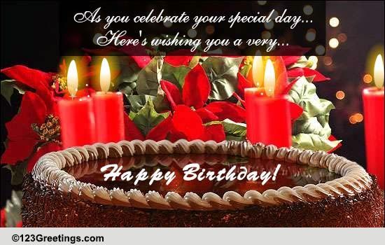 A Beautiful Birthday Message Free Happy Birthday Ecards Greeting