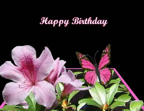 Send Birthday Greetings!
