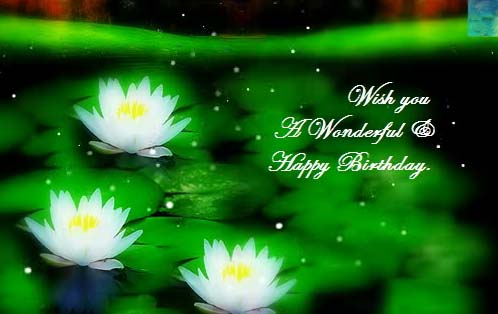 My Special & Sincere Wish For You. Free Happy Birthday ...