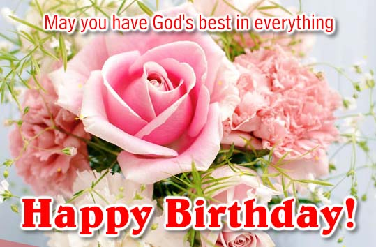 flowers for a very special person free happy birthday ecards, Natural flower