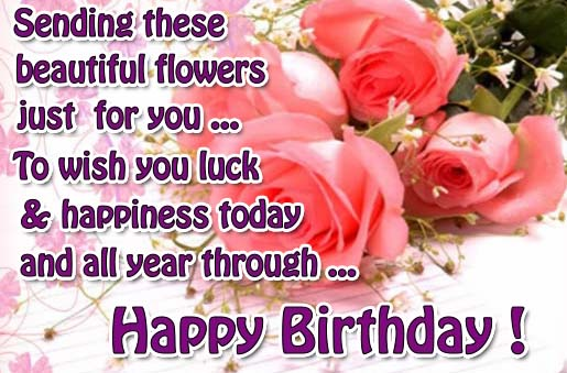 Happy Birthday And Enjoy Your Life Free ECards